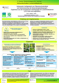 Improving the availability of plant protection solutions in minor uses of vegetables by collaborative work in the European Commodity Expert Group fruits and vegetables